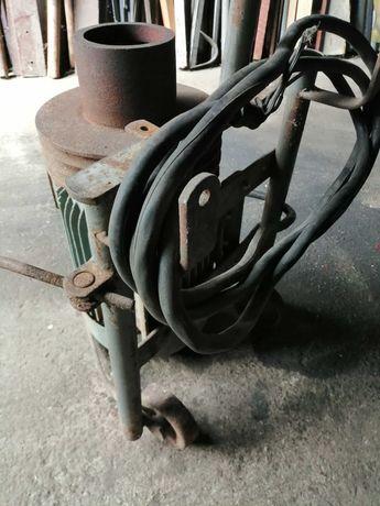 Silnik - srutownik do zboża