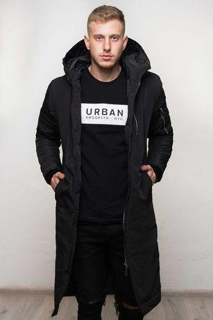 Парка куртка зимняя мужская до -15 С
