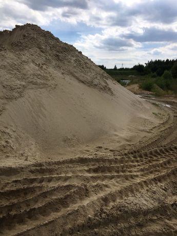 Piasek sortowany podsyp piach do fundamentow