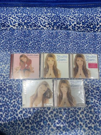 Britney spears baby one more time cds