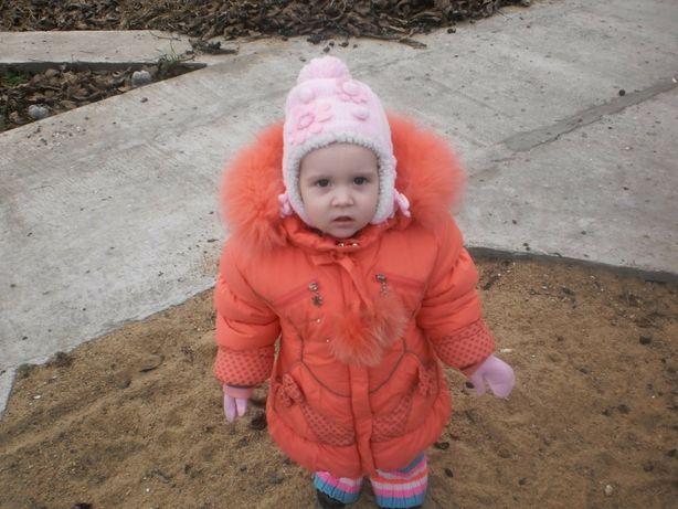 Осенние и зимние курточки.