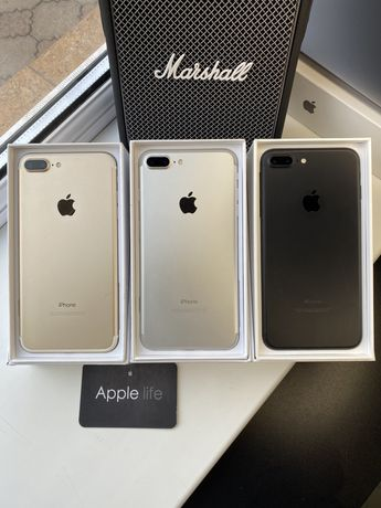 iPhone 7 Plus 32/128 Gb Matte Black, Silver, Gold