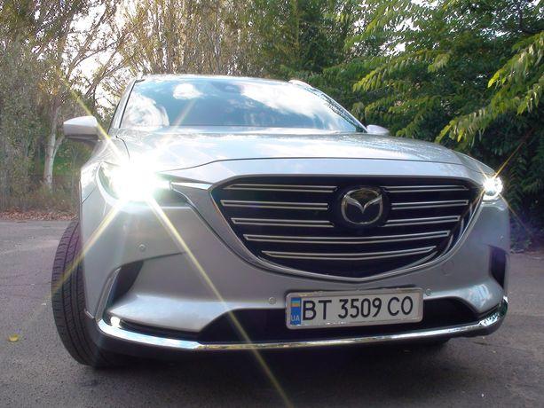 Mazda cx-9 Grand turing