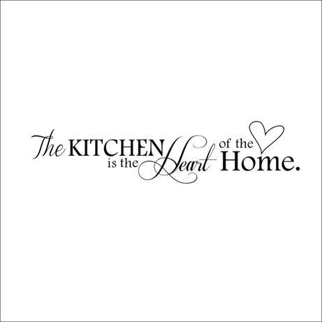 Naklejka na ścianę do kuchni lub jadalni