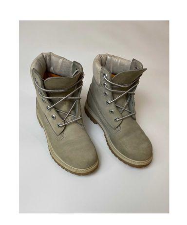 Черевики шкіряні Timberland Premium Waterproof 6 Inch кожаные ботинки