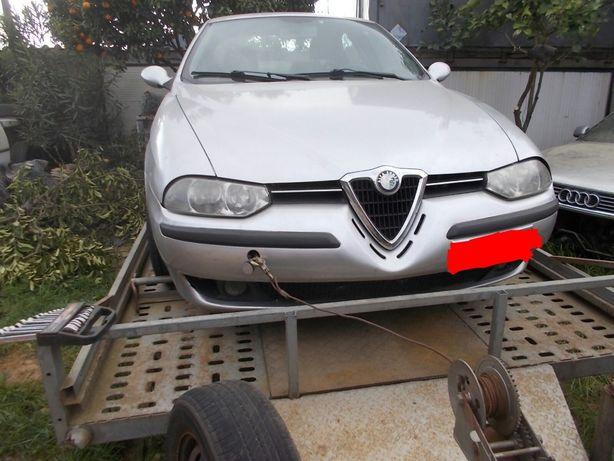 Vendo peças alfa Romeo 156