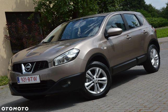Nissan Qashqai LIFT_TYLKO 139 TYS!_OPŁACONY_Klima_Alu_Lakier 100% Oryginał_IDEALNY