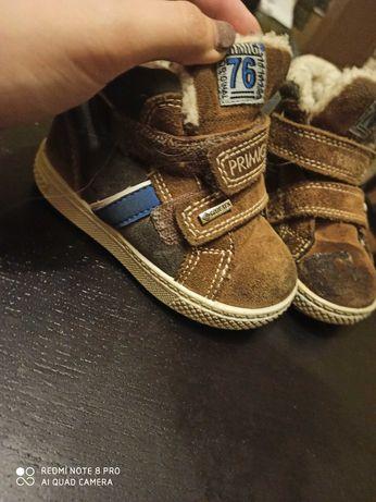 Buty zimowe primigi 21 chłopięce