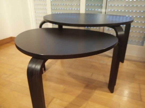 Mesas de apoio SVALSTA (IKEA)