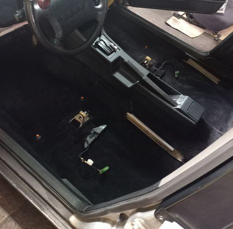 Detailing czyszczenie wewnątrz auta/foteli/polerowanie lamp