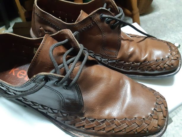 Skórzane buty Kebo, 41