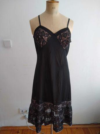 vestido - lingerie vintage