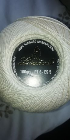Linhas para crochet