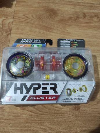 Hyper cluster, jojo