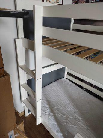 Łóżko piętrowe 160x80