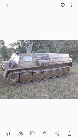 Продам вездеход Газ 71 ГТСМ