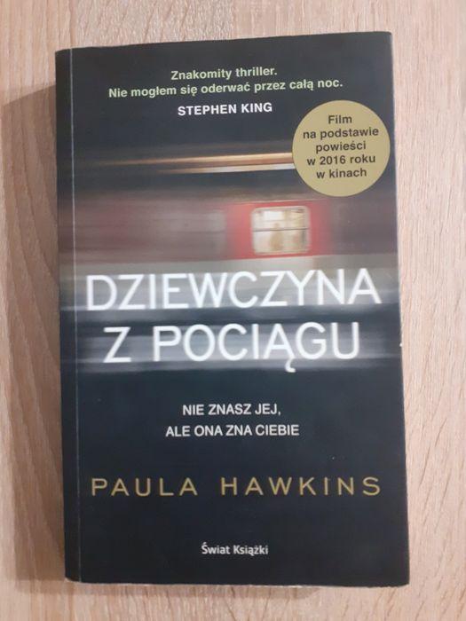 """,,Dziewczyna z pociągu """" Paula Hawkins Toruń - image 1"""