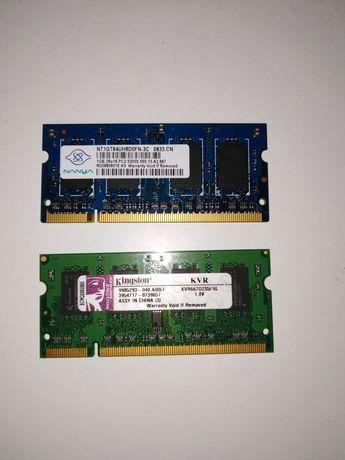 Pamięć Ram 2x1 gb (2gb) DDR2