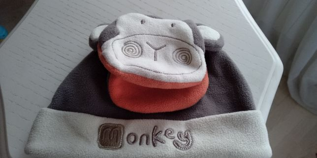 Флисовая шапочка на мальчика CHEROKEE