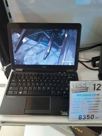 Ноутбук Dell/ Intel Core i5 - 4 ядра/ ОЗУ 8Gb/ mSATA 128Gb/ - Гарантия