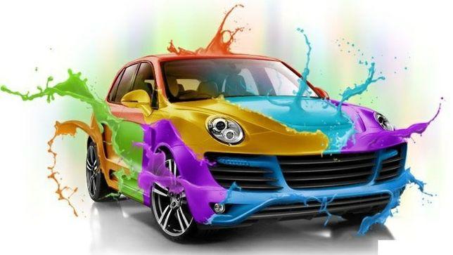 Ремонт автомобилей (покраска/полировка/керамика/мелкий ремонт)