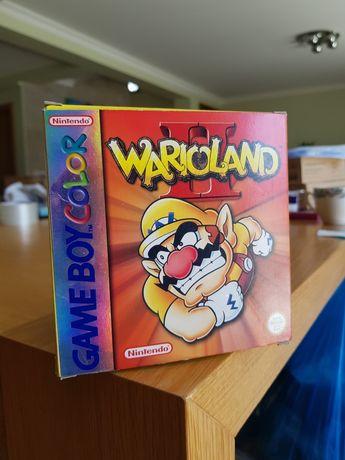 Jogo Warioland 2 gameboy completo