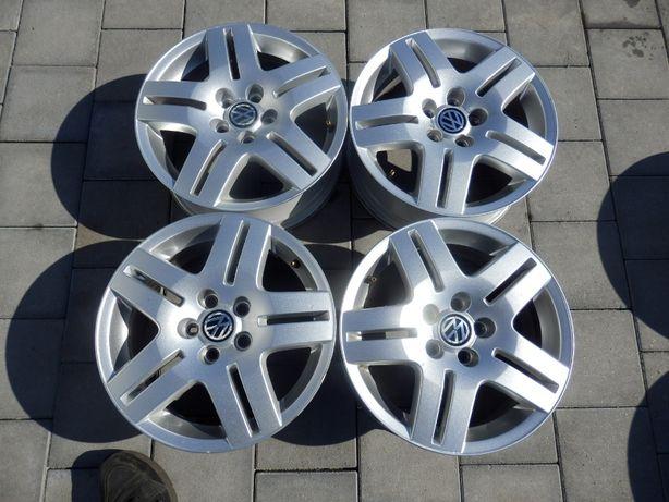 Felgi Aluminiowe 15'' 5x100 AUDI SEAT SKODA VW ORYGINAŁY