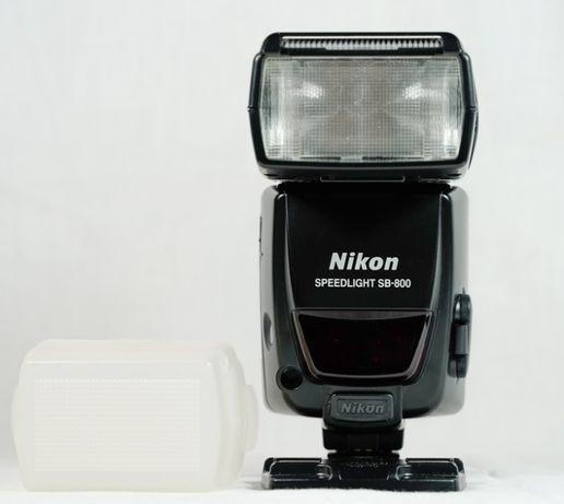 Lampa błyskowa Nikon SB-800