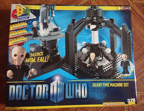 Doctor who klocki