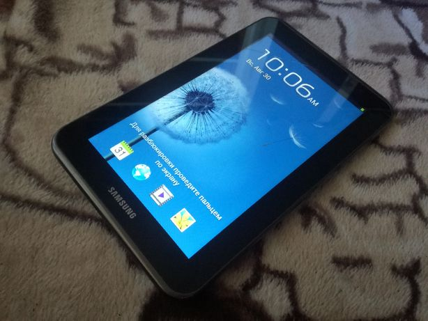 Планшет Samsung Galaxy Tab 2 7.0 8GB P3113 Titanium Silver