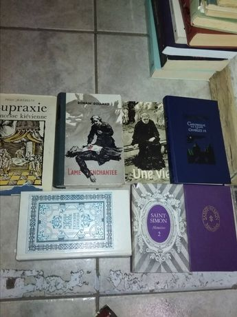 Книги на французском языке шт