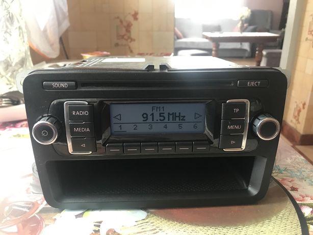 Radio ULVWMP3 z kodem