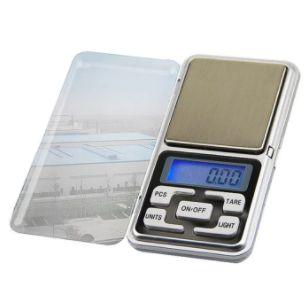 Весы ювелирные карманные электронные ручные кухонные 100/200/500гр