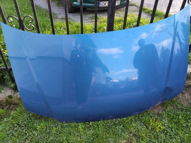 Kompletna maska VW Touran odcień niebieskiego
