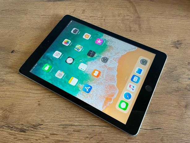 Tablet Apple iPad 5 128GB Space Gray Wifi + Cellular LTE
