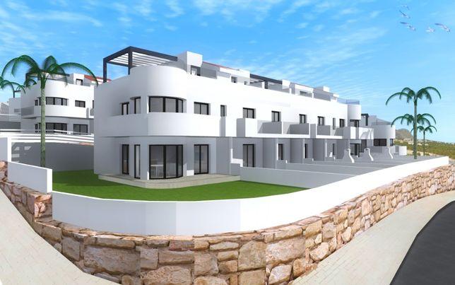 Фантастический новый комплекс в районе Терра Марина, Бенидорм
