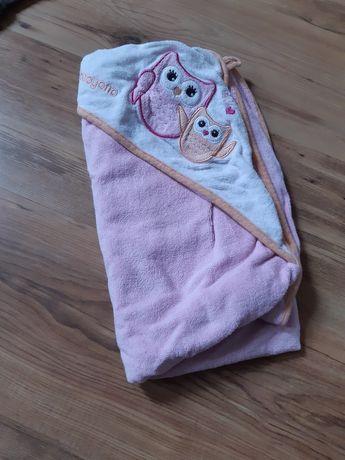 Śliczny ręcznik niemowlęcy