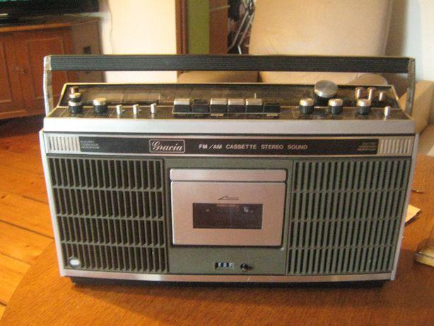 Radio retro Gracja Bombox