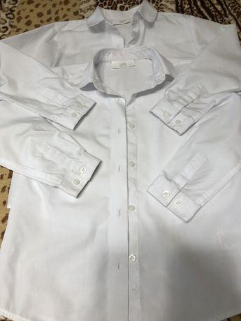 Школьные рубашки next для девочки