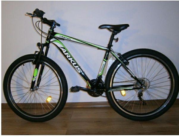 Nowy rower Arkus 27,5 górski