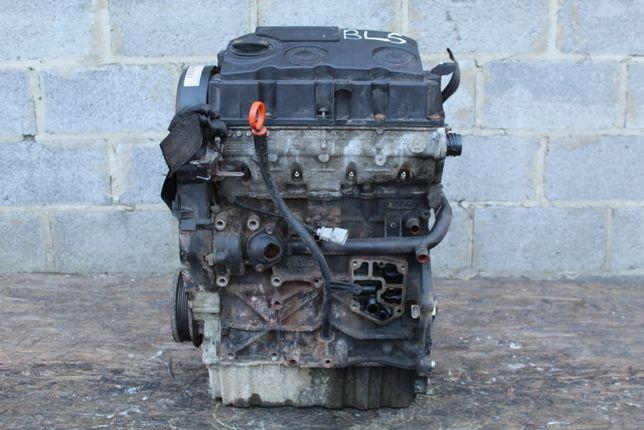 Двигатель Двигун Мотор BLS VW Caddy Touran Golf Passat Skoda 1.9 TDI