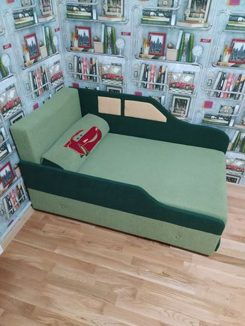Детская кроватка машинка юность