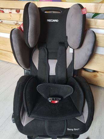 Fotelik samochodowy Recaro Young Sport 9-36