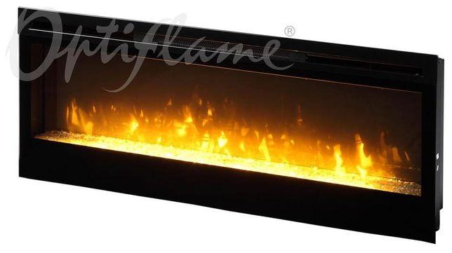8Kominek elektryczny ścienny Dimplex Optiflame Synergy LED Wysyłka 24h
