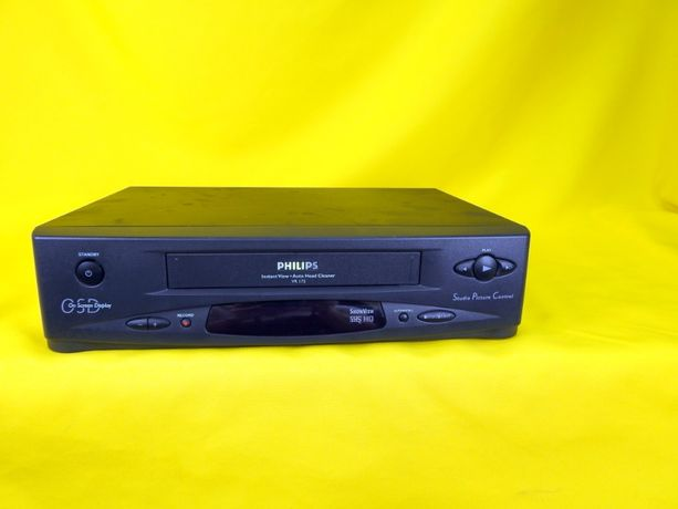 Odtwarzacz Kaset Video VHS Philips VR175/02