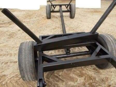 Wóz ciągnikowy nowy