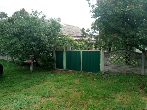 Дом в пгт Тр-Харцызск
