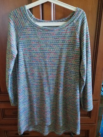 Sweter damski super jakość, kolorowy
