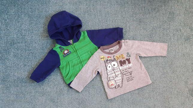 Conjunto TucTuc (casaco e camisola) 3M