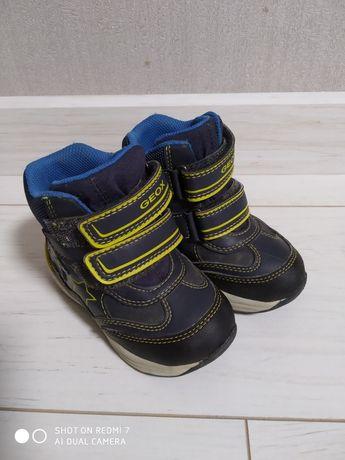 Ботинки geox,  зима-осень.